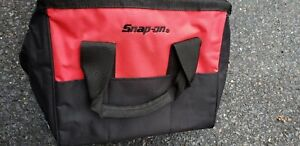 Snap on tool bags x3