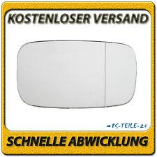Außenspiegel Spiegelglas für MG TF 2002-2005 rechts Beifahrerseite asphärisch