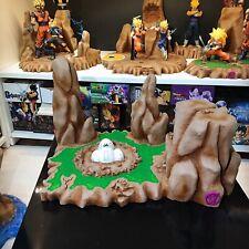 diorama dragon ball Z Vaisseau De Babidi !! Pour Mettre Vos Figurine En Valeurs!