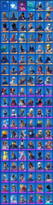 ACCOUNT STW Ultimate Edition   Black Knight   Galaxy   The Reaper   Maxed Omega