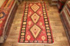 Handgewebter Kelim 152x320 cm Orientteppich Nomadenteppich Nomadenkelim NEU