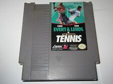 Top Players Tennis (Nintendo NES, 1990)