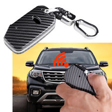 ABS Car Key Fob Cover Shell For Kia Forte Telluride K3 K5 Optima Seltos