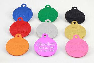 Pet Tags Custom Engraved Paw ID Tag Dog Tag Cat Quality Free Ship