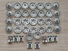 Set Holder Clamp Washer Clips & m6 Plate Nut for Audi Seat Skoda VW Ford