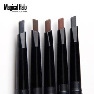 Magical Halo Waterproof Cosmetic Automatic Pro Eyebrow Pencil Liner Eye Brow Pen