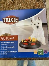 Trixie Flip Board Game For Dogs Level 2