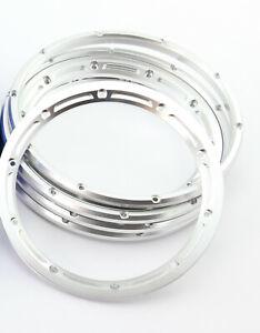 GTBracing Metal Wheel Rim Beadlock Pressing Rings for HPI Baja 5B SS (8pcs/Set)