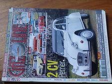 $$y Revue Gazoline N°101 2 CV Perrier  Renault Galion  Trabant P50/1  Triumph