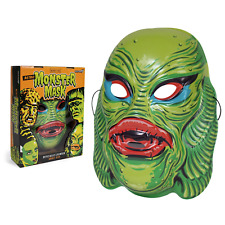 Universal Monsters Mask - Creature from the Black Lagoon (Green)