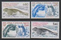 FSAT/TAAF - 1984, Antarctic Wildlife set - MNH - SG 184/7