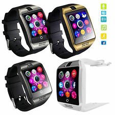 Luxury Bluetooth Smart Watch Unlocked Phone Compatible with Android Women Men
