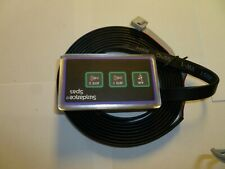 sundance spa remote control panel 6600-863