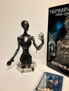 Terminator 3 Gentle Giant Endoskeleton Bust AP 39/50!!! Artist Proof Statue