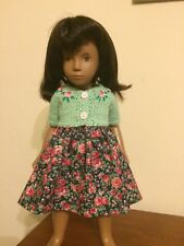 Sasha Doll Clothes, vestido, pantalones, Bolero.