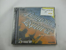 DUNGEON EXPLORER PC Engine Hu-Card Japan g323