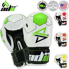 ADii™ Kids Boxing Gloves 4oz 6oz Junior Punching Bag Training Sparring Workout