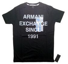 Armani Exchange Since 1991 Men's Round Neck T-Shirt