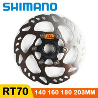 Shimano 105 SLX SM RT70 Disc Brake Rotor Center Lock 140 160 180 203mm Road Bike