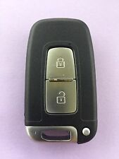 2b KIA remote key shell smart card fob remote shell Hyundai Remote keyless entry