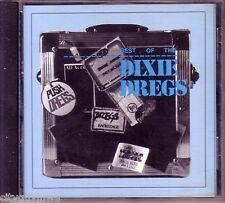 Best of DIXIE DREGS Grand Slamm Oop & Rare CD Steve Morse 70s Southern Rock