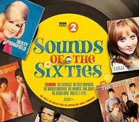 Sounds of the Sixties 1960s 2 CD Helen Shaprio Lulu Billy Fury Beach Boys + More