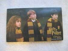 Harry Potter Sorcerer's Stone Warner Brothers 2001 Memo Pad Writing Ron Hermione