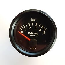 """VDO """"international"""" Öldruckanzeige 5 bar 24V"""