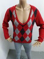 Maglione MARC O'POLO DONNA taglia size L maglia maglietta sweater woman p 5298