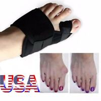 Day Night Big Toe Bunion Splint Hallux Valgus Straightener Foot Corrector Brace