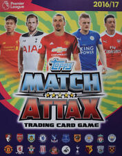 Match Attax Game Sports Trading Lots