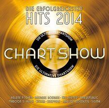 DIE ULTIMATIVE CHARTSHOW-HITS 2014 2 CD NEU
