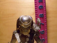 2010 Neca Cloaked Water Emergence Predator Clear Camouflage With Metallic Blue