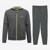 Hugo Boss Saggy Tracksuit - Dark Grey - REDUCED, WAS £350, NOW £260!!