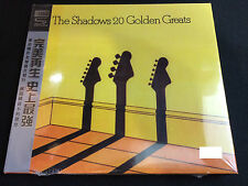 The Shadows 20 Golden Greats SHM XRCD CD NEW Japan Limited Numbered Edition