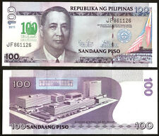 PHILIPPINES 100  PISOS  2011 P 212A COMMEMORATIVE De la Salle  Uncirculated