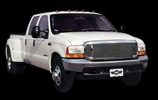 Fits A Ford 1999-2004 Super Duty 1pc. Polished Aluminum Billet Grille