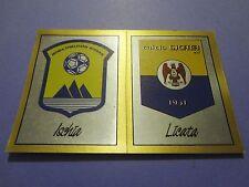 FIGURINE PANINI CALCIATORI SCUDETTO ISCHIA-LICATA N.527 1987-88 87-88 NEW - FIO