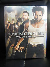 X-Men Origins Wolverine Blu-Ray Metalpak Steelbook-like New Sealed Mint Marvel