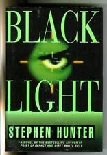 Black Light by Stephen Hunter, Doubleday 1st crime Swagger hardcover in Dj