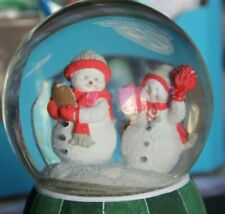 Ohio State snowman musical snow globe Henry and Alice fight song