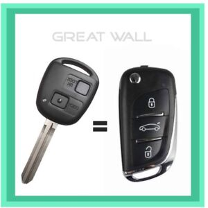 Great Wall V240 K2 Remote Key Suit 2009 - 2011