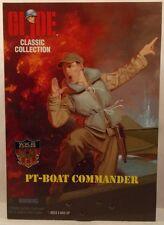 "G.I. Joe Classic Collection - 12"" WWII World War 2 PT-Boat Commander (MISB)"