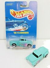 2 Hot Wheels 56 Flashsider 1 Packaged and 1 Loose 1:64 Scale