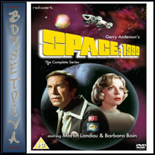 Space 1999 Series 1 to 2 Complete Collection DVD