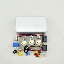 DIY Tremolo Effect pedal All Kit With 3PDT Switch and Hammond 1590B Aluminum Box