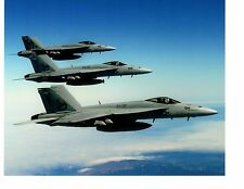 Boeing F18 Hornet Vfa113 Navy Fighter Aircraft Photo 8x10 Uss Constellation Cv64
