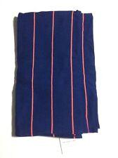 NWT Lululemon Vinyasa Scarf Rulu Sailor Stripe Hero Blue Alarming