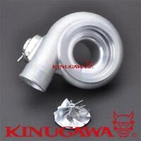 Turbo Upgrade Billet Compressor Kit Mitsubishi TD04 TD04H TD04HL 19T w/ Blow Off