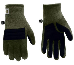 The North Face Men's Gordon Etip Gloves, New Taupe Green Heather, Large 8268-7